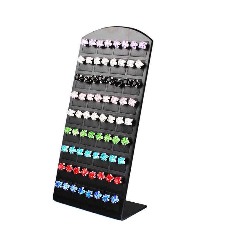 36 pair jewelry holder organizer earrings display stand for Organiser un stand
