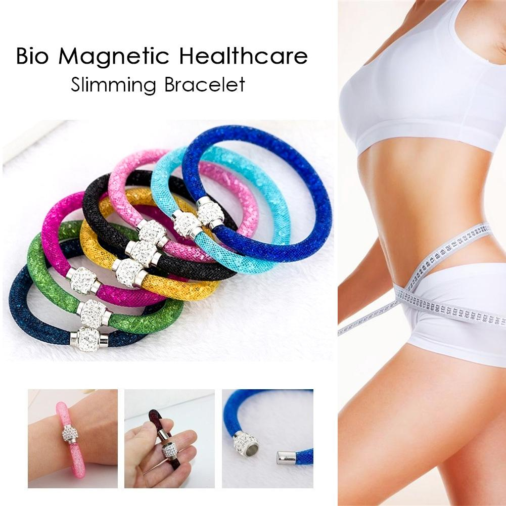 Bio Magnetic Healthcare Bracelet Weight Loss Bracelet ...