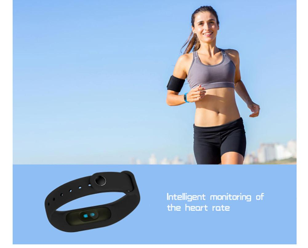 Original Smart Bracelet Heart Rate Monitor Bluetooth