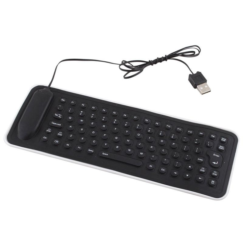 buyincoins portable usb silicone keyboard lazada malaysia. Black Bedroom Furniture Sets. Home Design Ideas