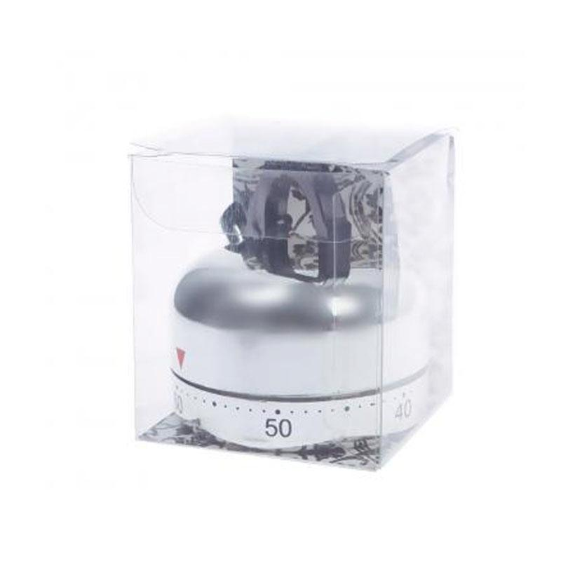 60 Minute Kitchen Timer Alarm Mechanical Teapot Shaped Timer Clock Counting. Source .