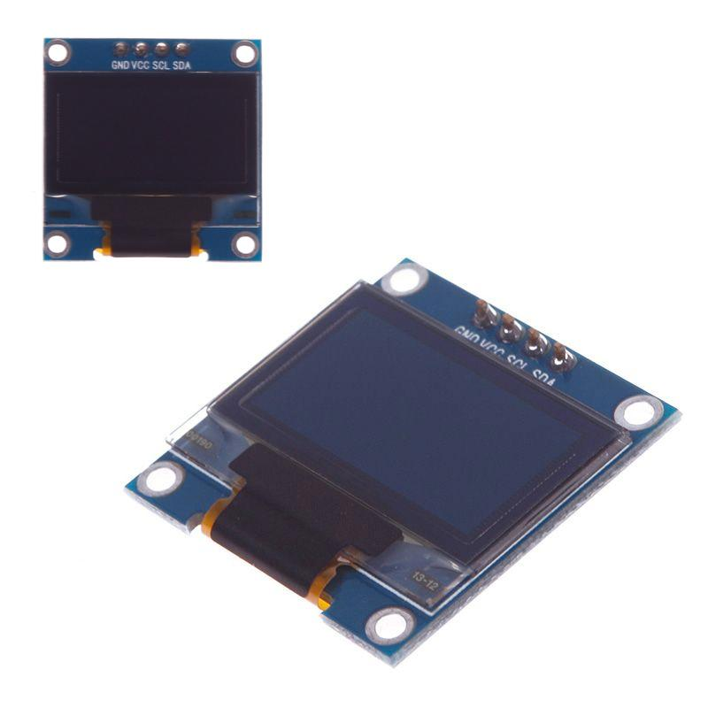 Quot iic serial oled display module for arduino
