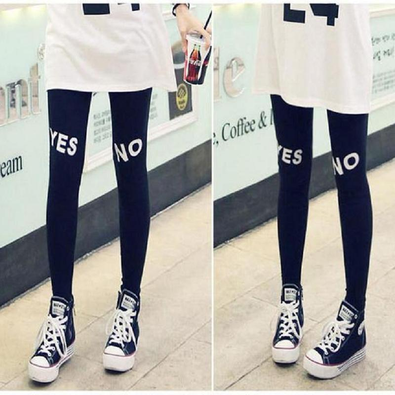 Fashion Womens Cat Slim Pattern Print Leggings Tights Pants Multy Styles RT