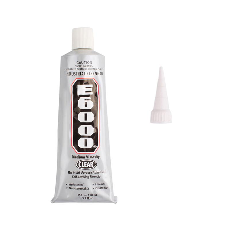 how to use b6000 glue