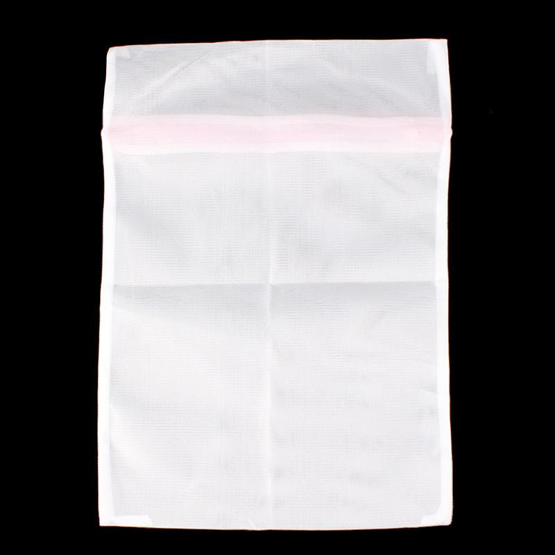 Buyincoins laundry bag nylon washing machine lingerie zipper protect clothes 30 x 40cm export - Protect clothes colors washing ...