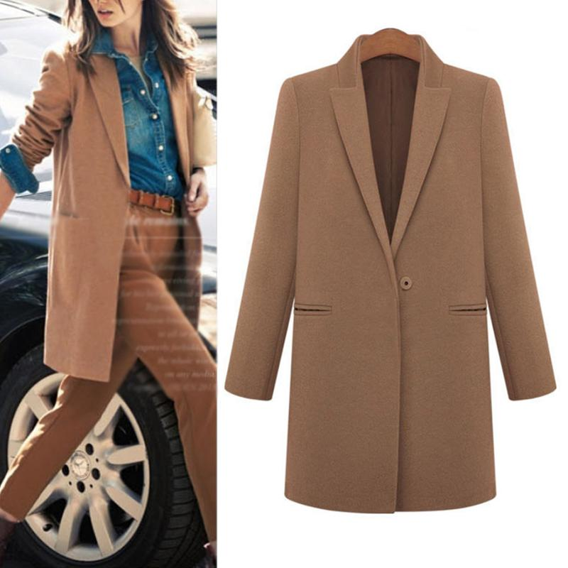Description. Take smart-casual, weekend dressing in your stride with this stylish, Womens Boiled Wool Jacket. Beautifully made from our new, Boiled Pure Wool yarn, this relaxed-fit, blazer-style jacket makes for a sturdy and warm, winter coverup.