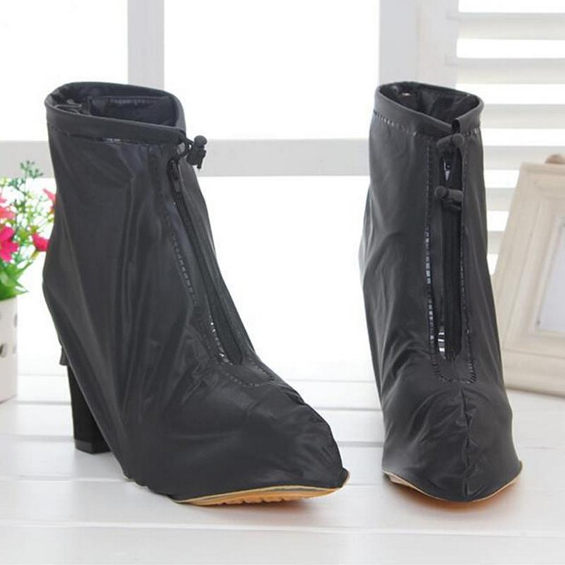 Quality Waterproof Galoshes Boots Eco-Friendly Slippery ...