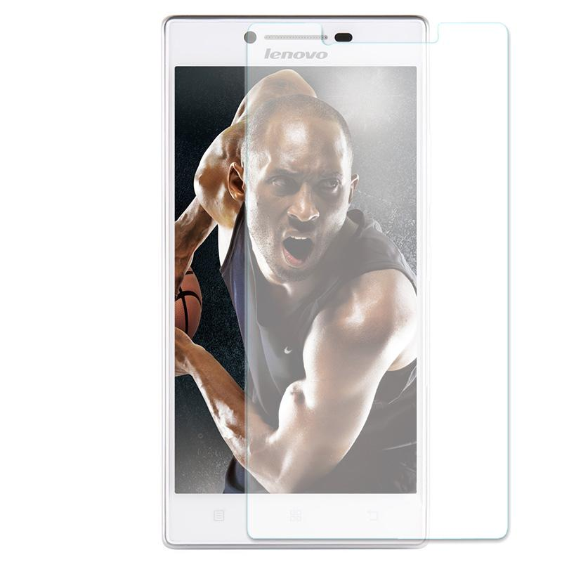 Convenient Explosion Proof Tempered Glass Protective Steel Film For Lenovo