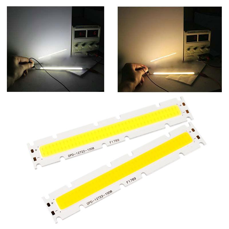 52050w cob led square strip light lamp bead chip diy dc 122436v 5 20 50w cob led square strip light aloadofball Gallery