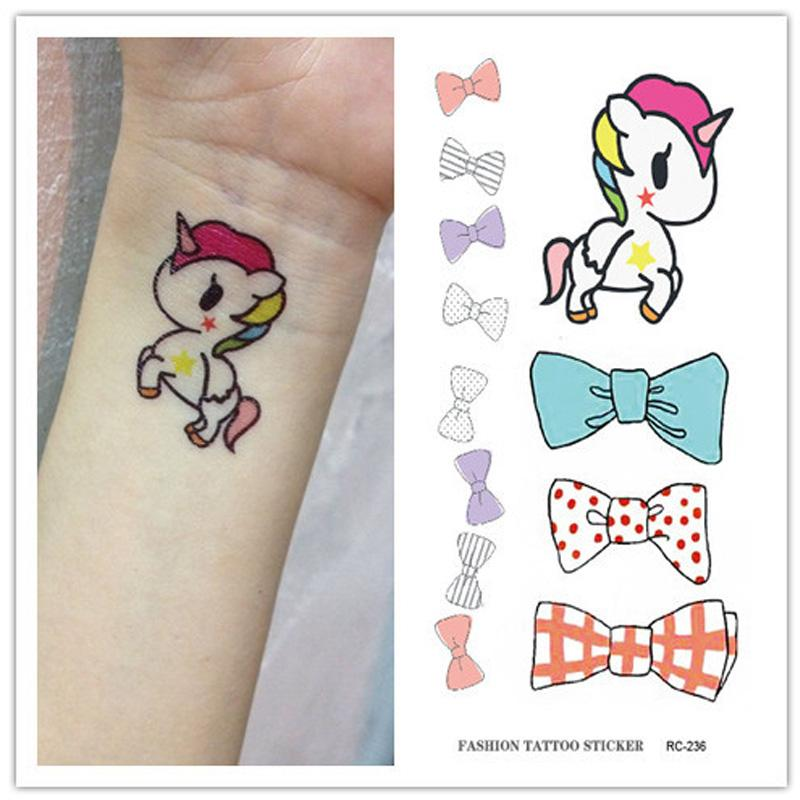 Fashion cool temporary tattoos 3d body arm fake transfer for Temporary tattoo sticker