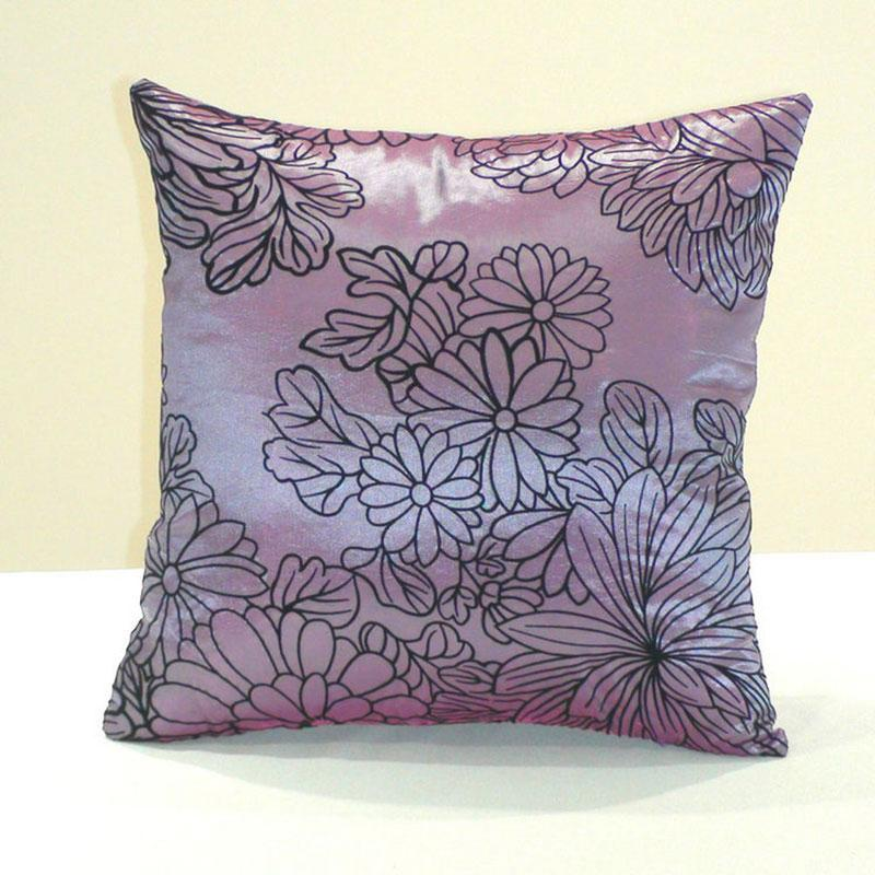 Square Throw Pillow Cases : Vogue Square Pillowcases Bed Sofa Throw Pillow Cases Back Cushion Cover Decor eBay