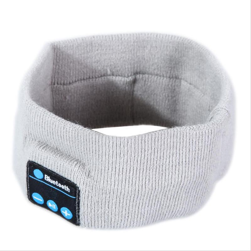 useful men 39 s wireless bluetooth headphone sleep headset sports headband mic ebay. Black Bedroom Furniture Sets. Home Design Ideas