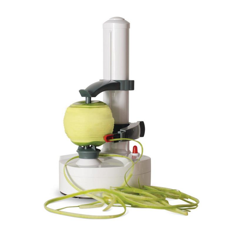 Electric Potato Slicer ~ Rotato express electric peeler fruit vegetable apple