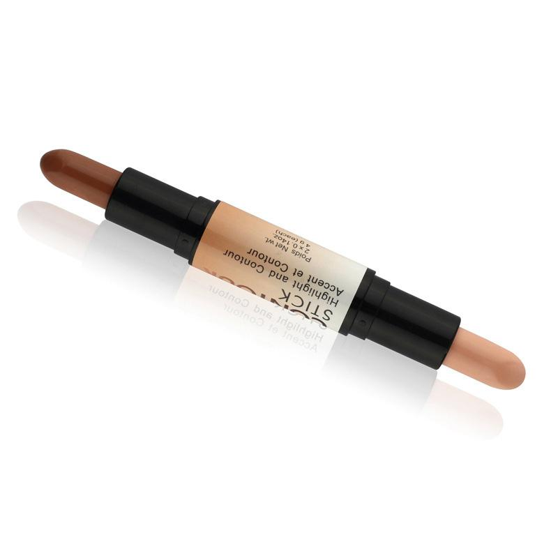 2 in1 Double-ended 3D Concealer Highlighter Contour Stick – Beauty Incharge