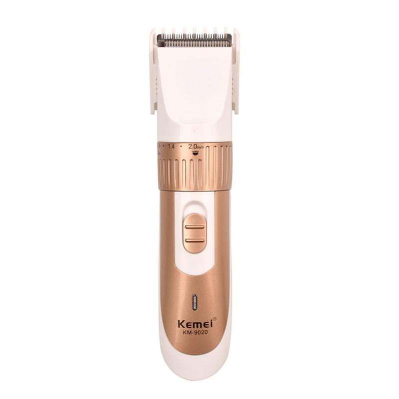 new kemei rechargeable electric hair clipper beard trimmer hair cutting machine ebay. Black Bedroom Furniture Sets. Home Design Ideas