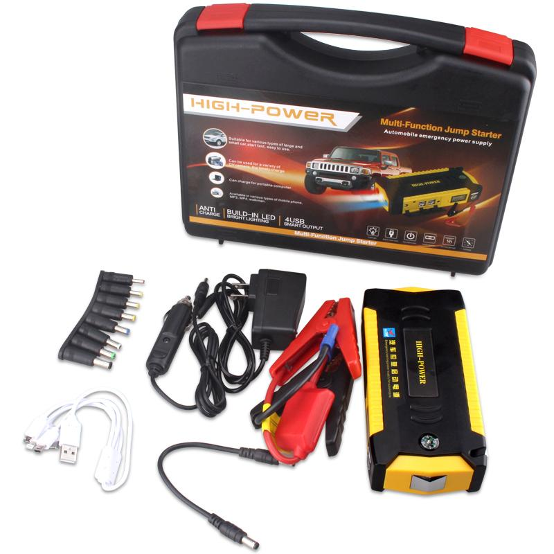 new 69800mah portable car jump starter power bank pack booster charger battery ebay