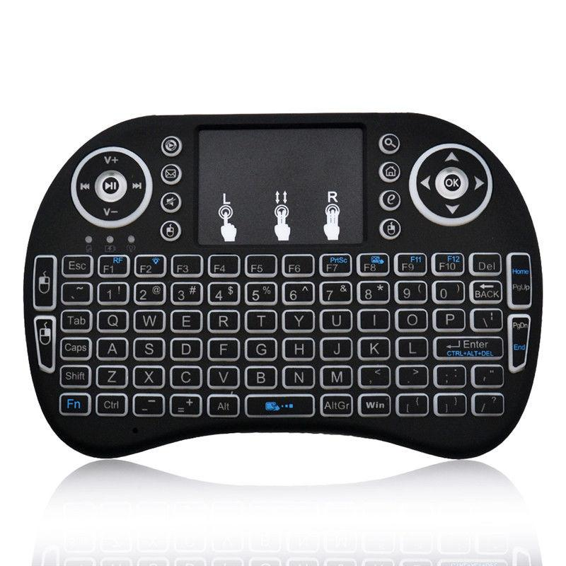 kilimall backlight mini i8 wireless keyboard 2 4ghz air mouse remote control touchpad for Samsung Smart TV Remote Manual Samsung Smart TV Remote Manual
