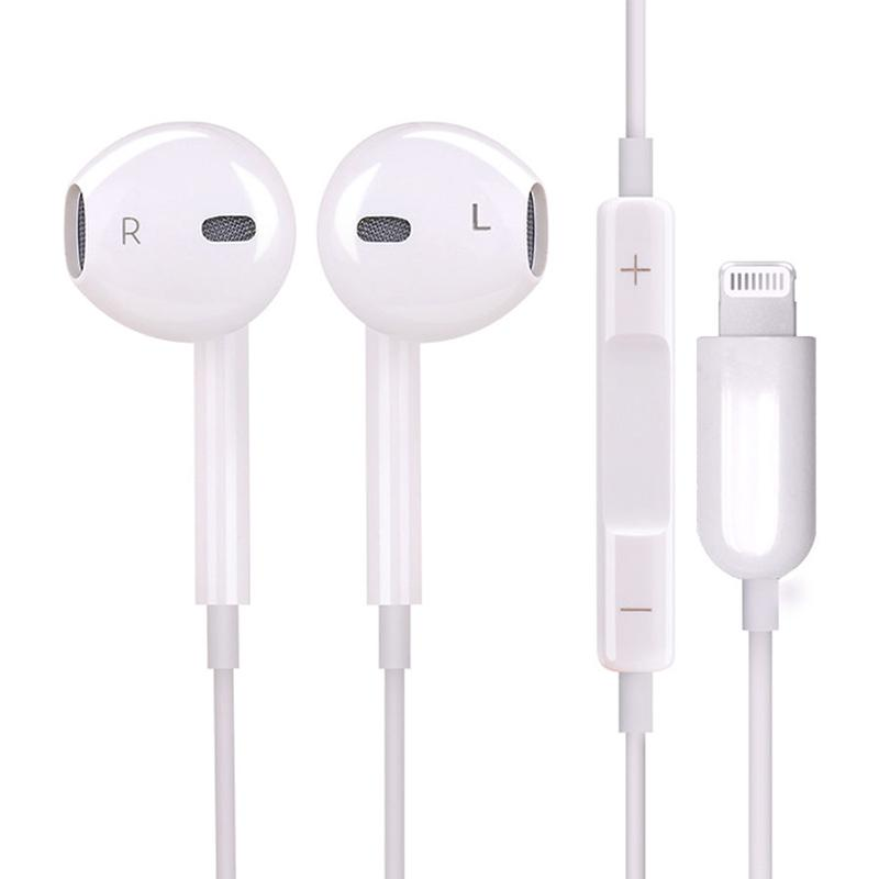 Iphone 8 earbuds lightning - earphone extension for iphone 8
